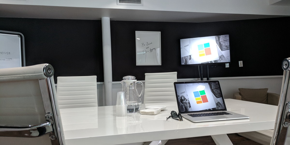 Photo of Conference Room (Non-Members $35 p/h) Max 4 People
