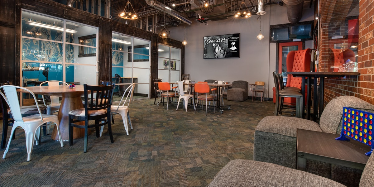 Photo of The Community Room at CO Workspace