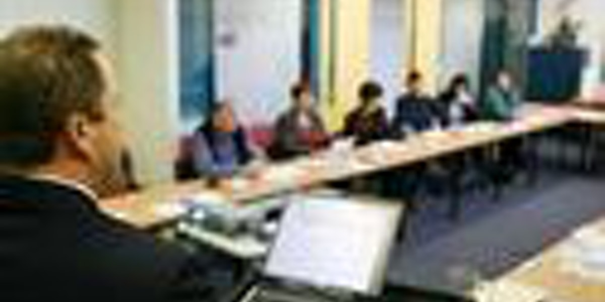 Photo of TM Board Room 3