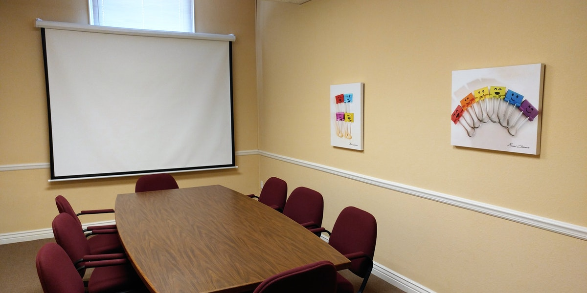 Photo of Conference Room - 2nd Floor