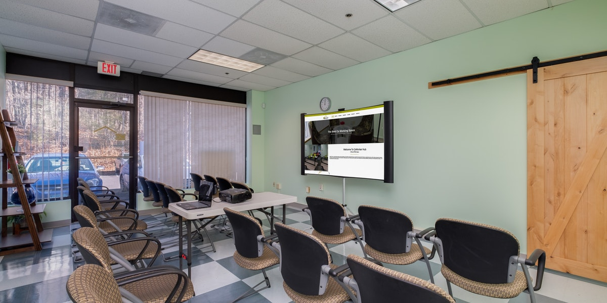 Photo of Nautilus Room - Middlebury Meeting/Event Room
