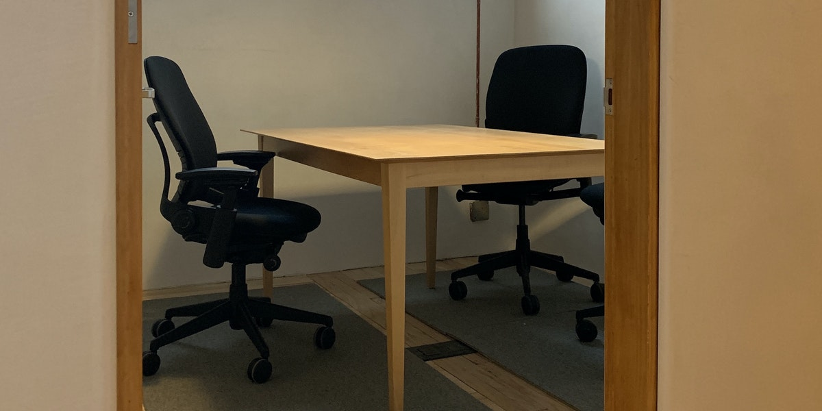 Photo of Brainstorming Room