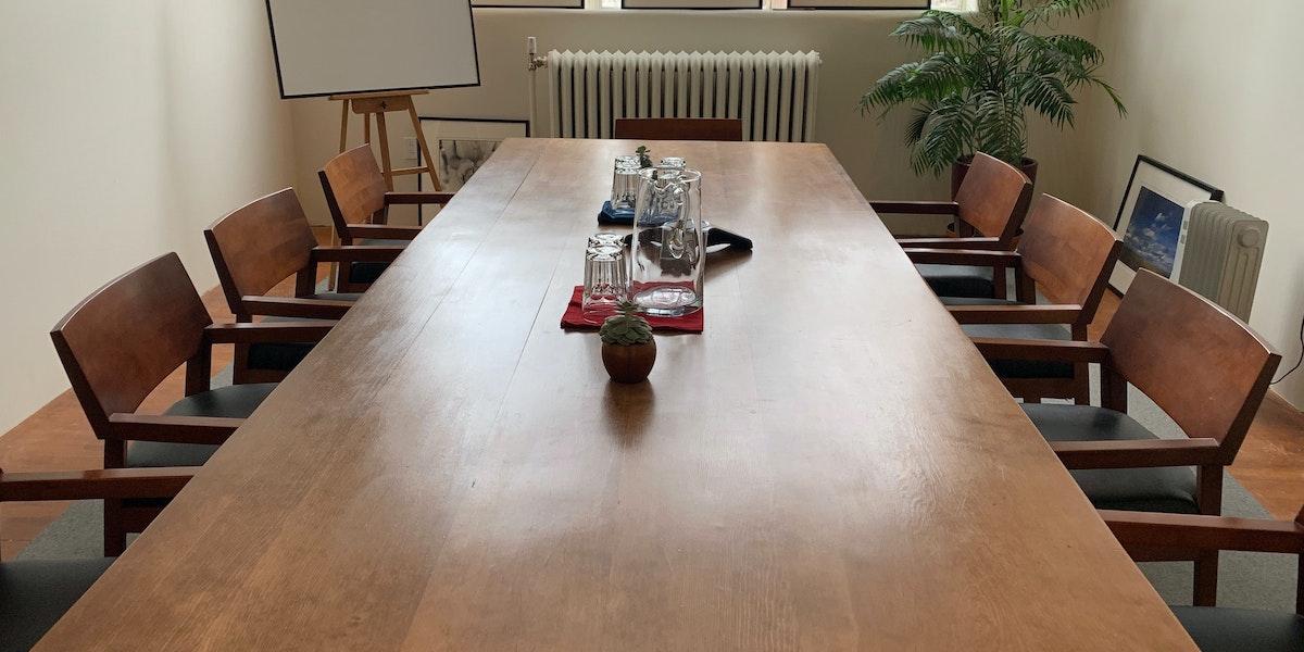 Photo of Board Room