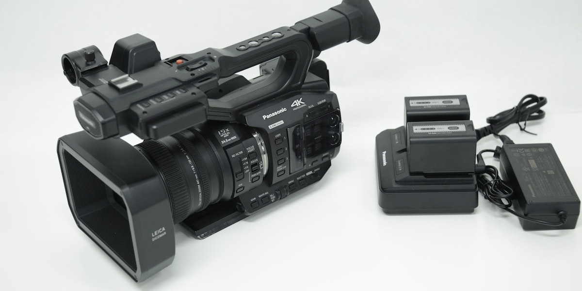 Photo of Endner StoryLab Panasonic 4K Video Camera