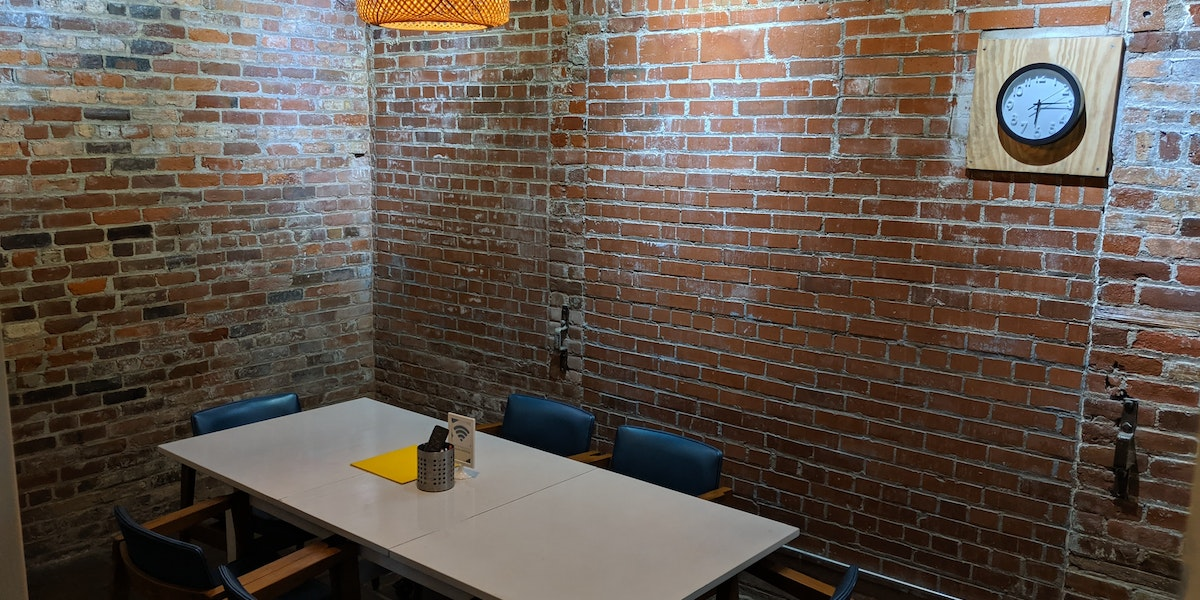 Photo of 3C - Braintrust Conference Room