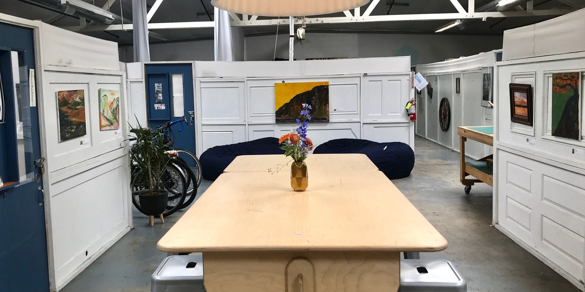 Photo of Gallery Tables