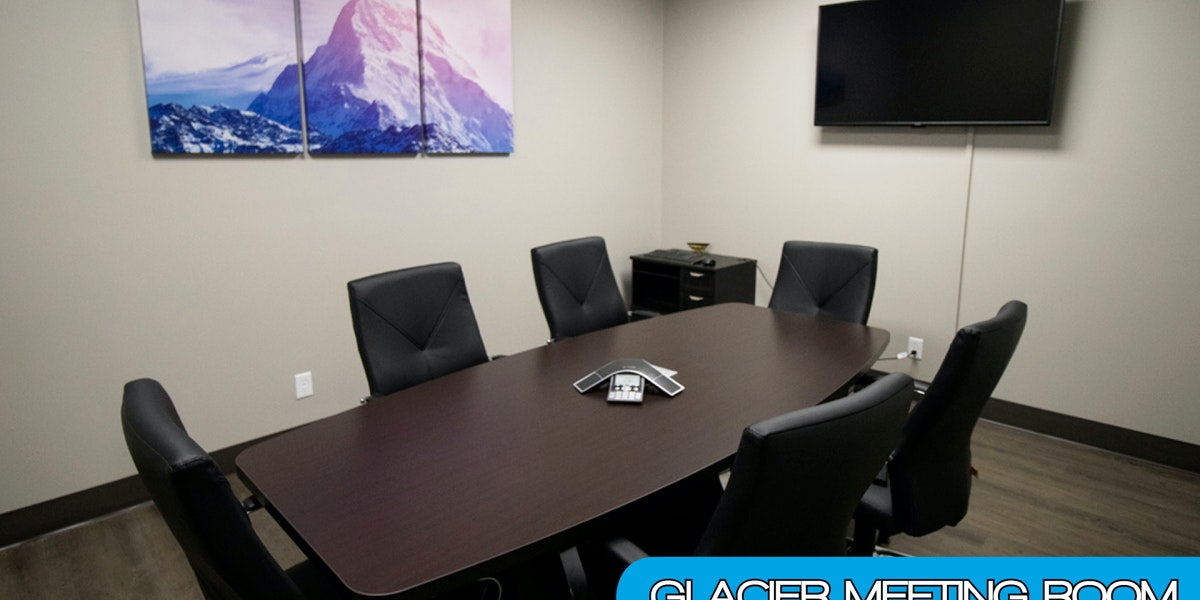Photo of Glacier Meeting Room