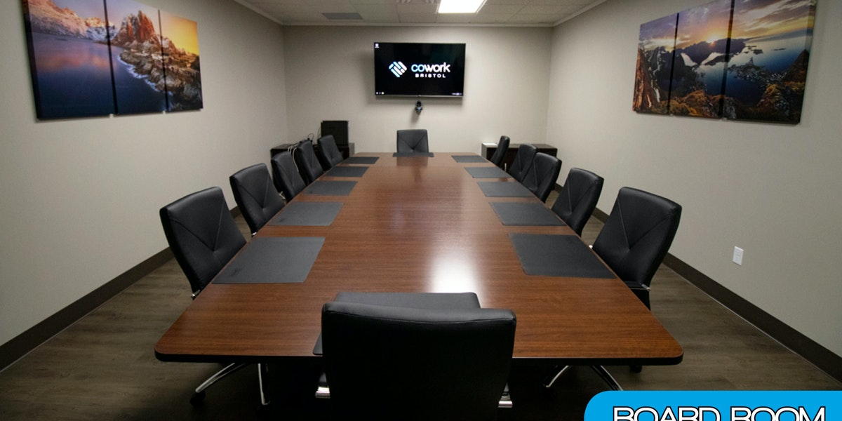 Photo of Ascent Board Room