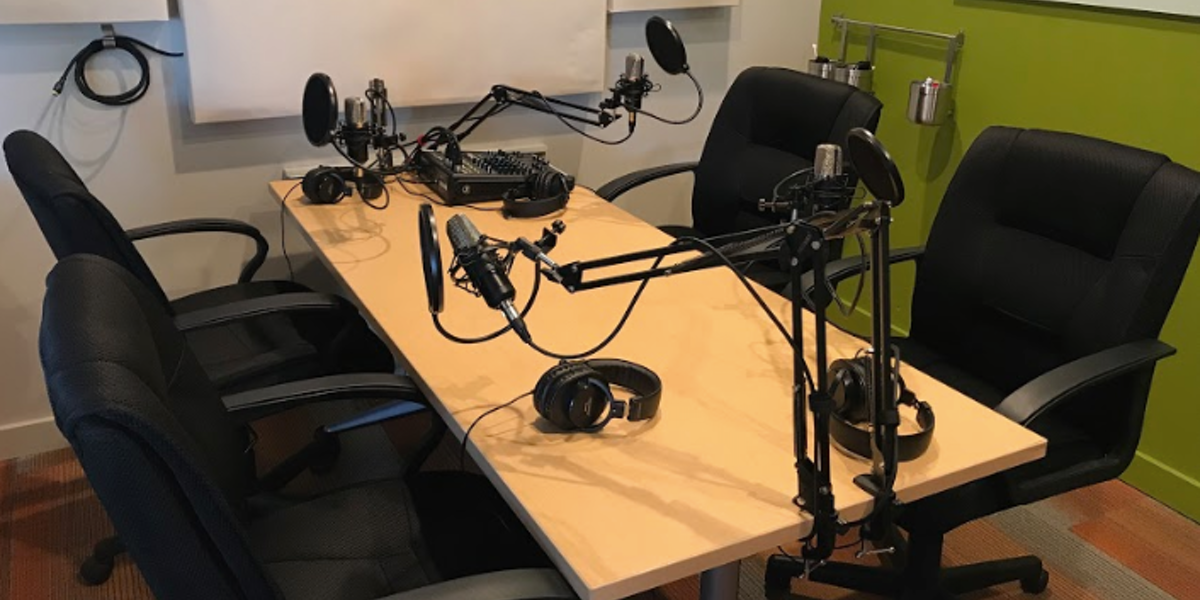 Photo of Podcast Studio - Studio Only