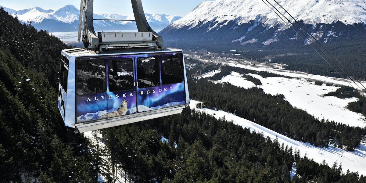 Photo of Shared Alyeska Ski/ride pass