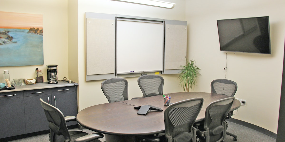Photo of Small Conference room - First Floor - Sudler