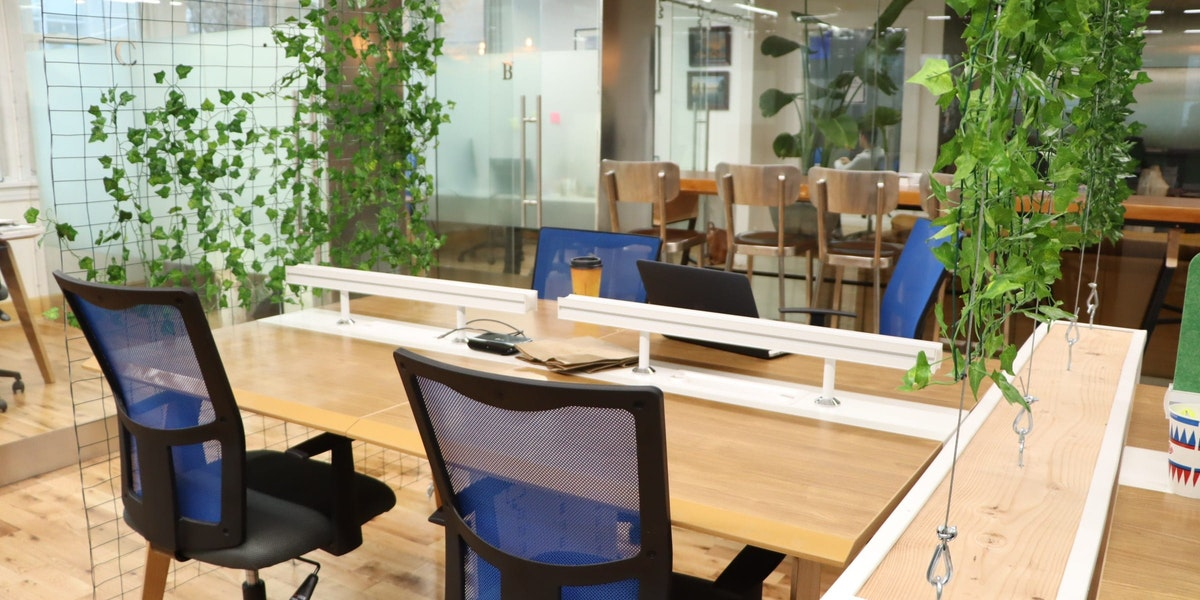 Photo of Dedicated Desk  K-1