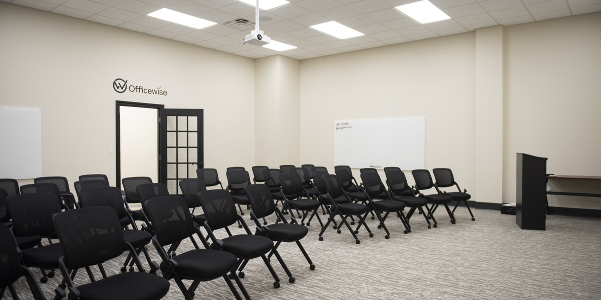 Photo of Yorktown Training Room