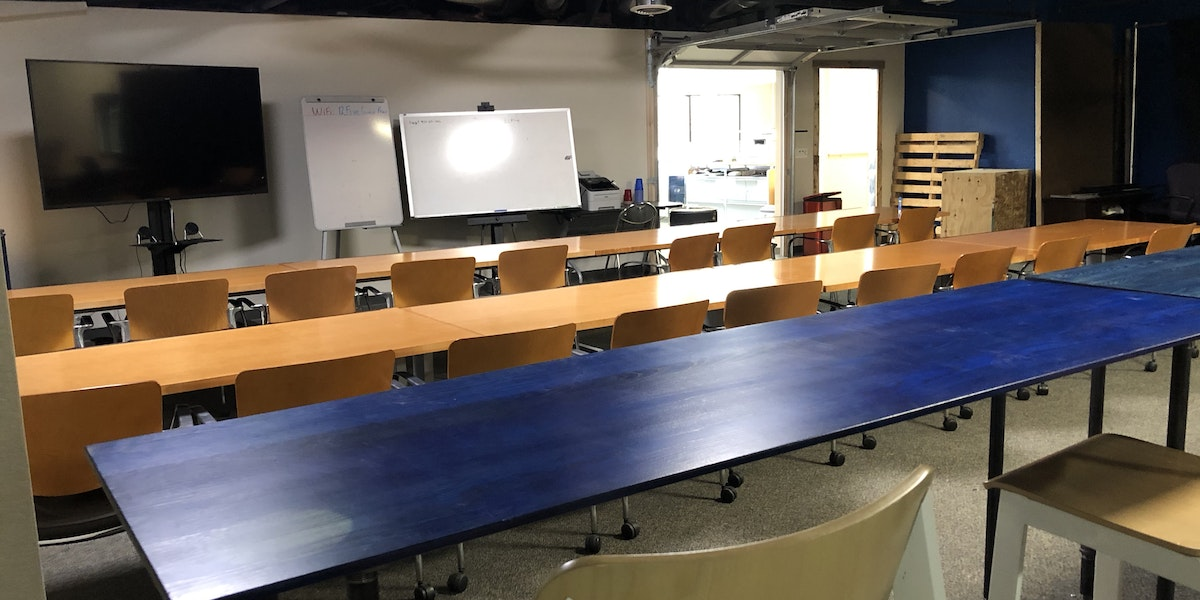 Photo of Versa Classroom