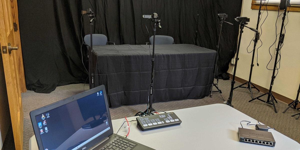 Photo of TV Studio #2