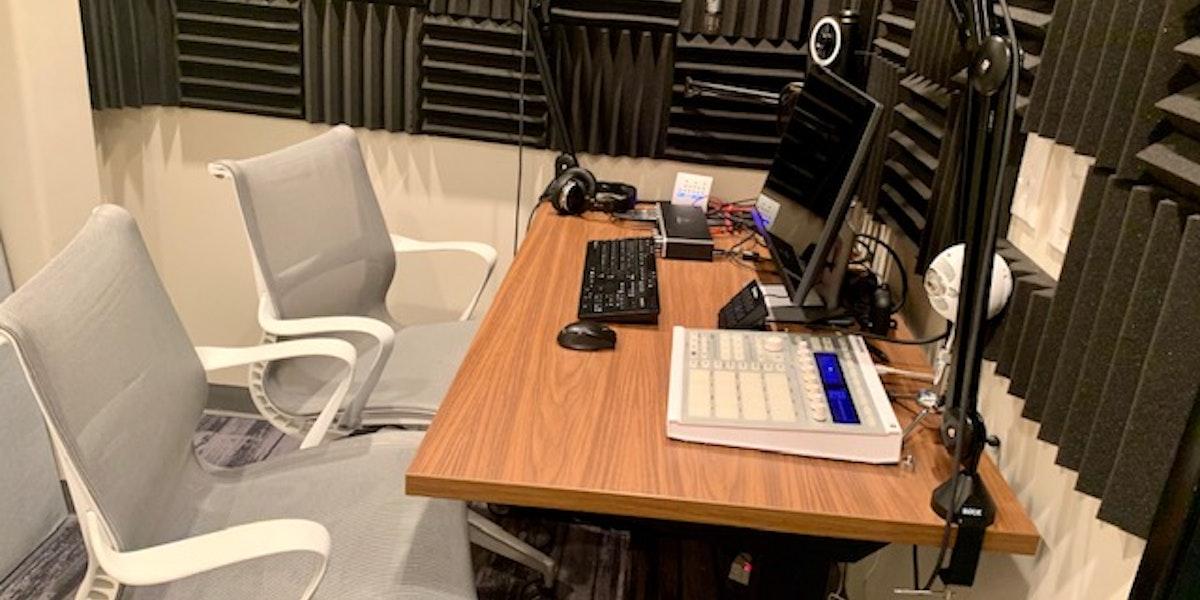 Photo of The Studio (Recording room)