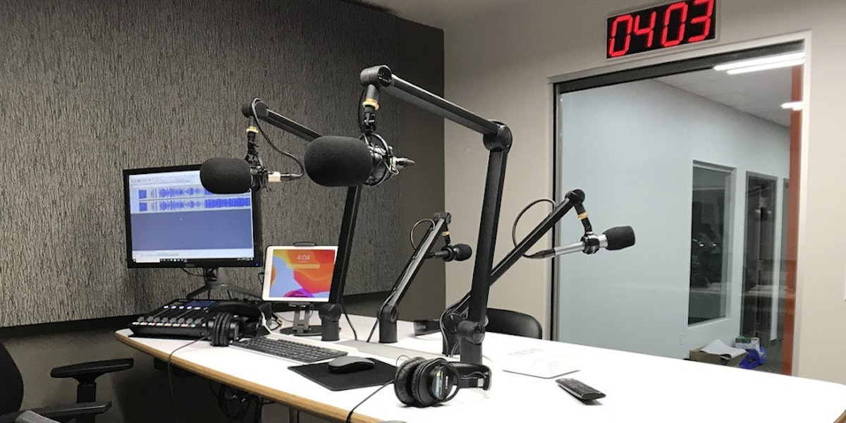 Photo of Studio D - Podcast Studio