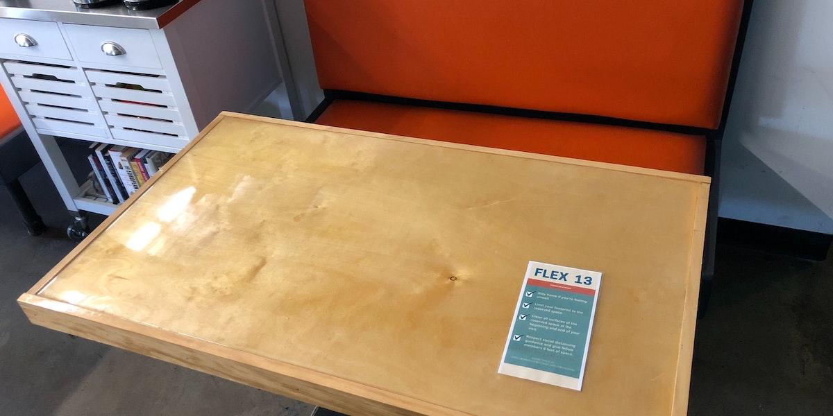 Photo of Flex 13 - Kitchen Booth