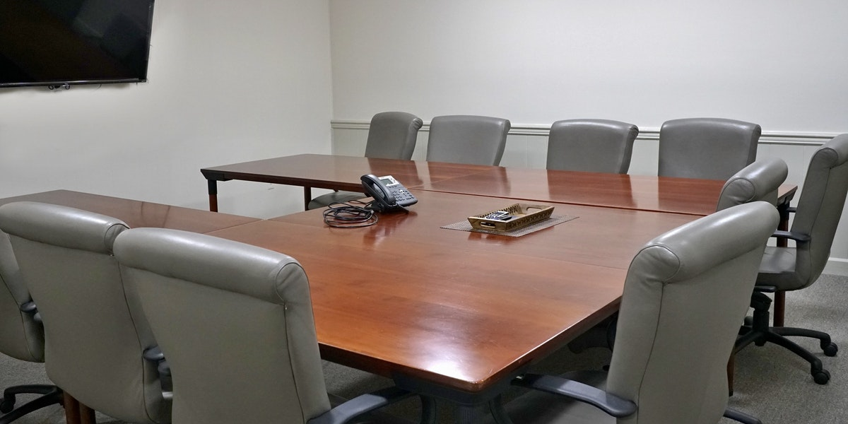 Photo of Brinson's Boardroom