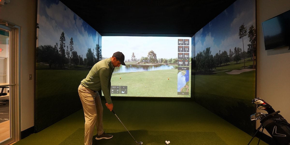 Photo of Golf Simulator