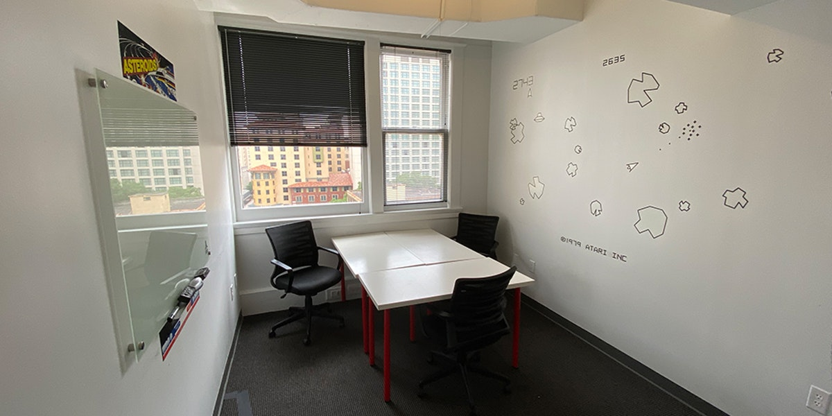 Photo of Asteroids Office - 7th Floor