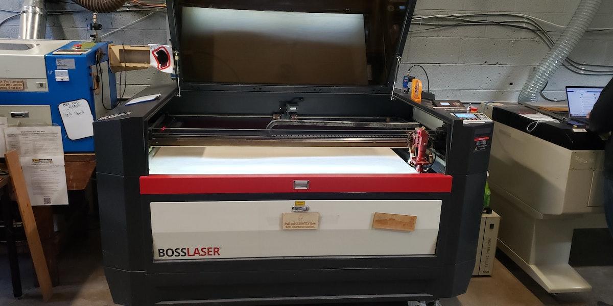 Photo of Boss Laser