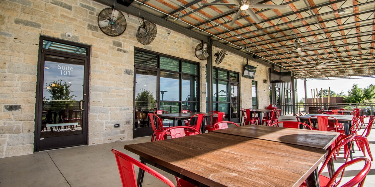 Photo of Patio Event Space