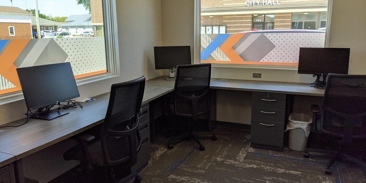 Photo of FULL DAY Dedicated Desk Office Rental