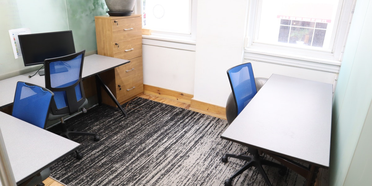 Photo of Private Office C (Task Up, Philadelphia)