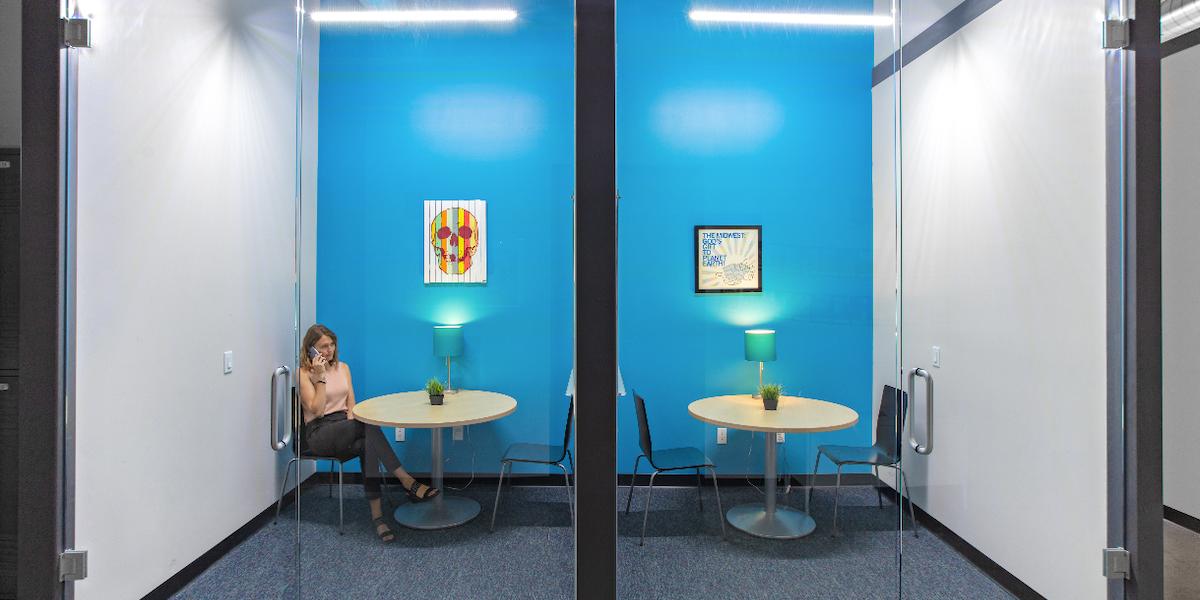 Photo of (2) Ryan Howard [East] Small Meeting Room