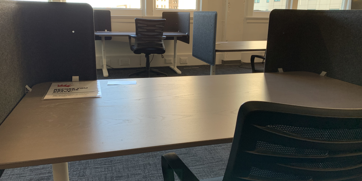 Photo of 8-17 Workspace