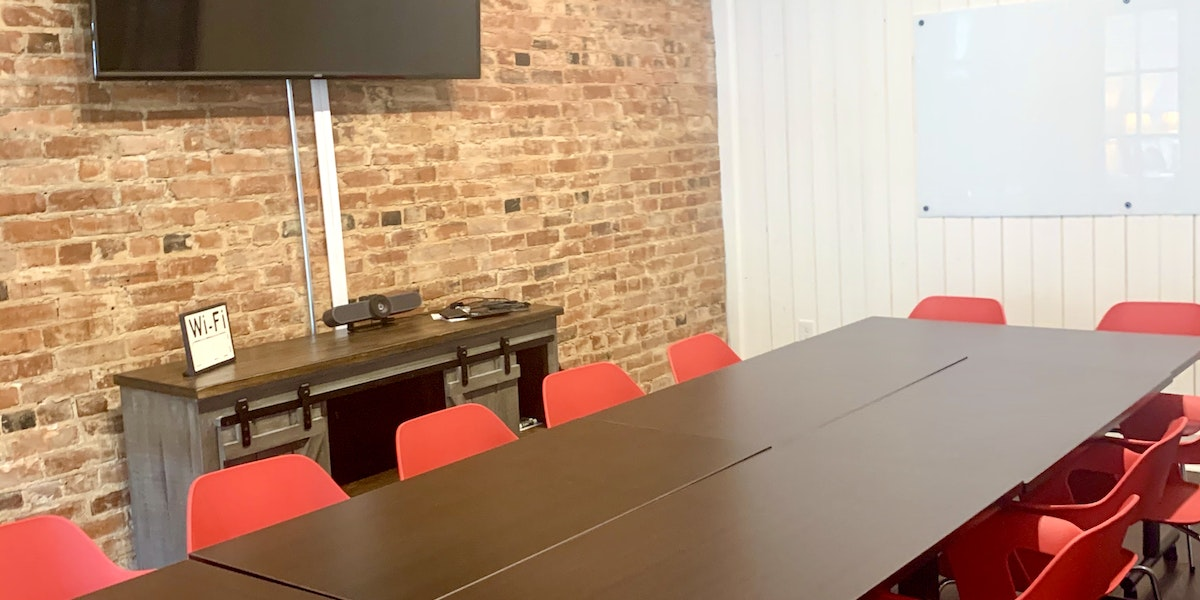 Photo of Conference/Training Room Downstairs