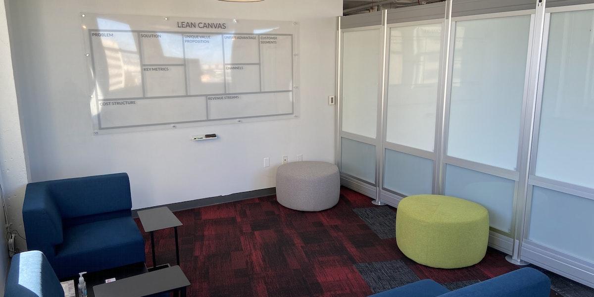 Photo of Collaboration Corner - 7th Floor
