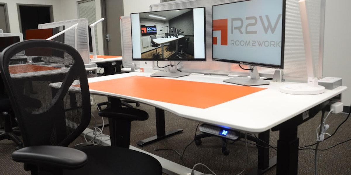 Photo of Desk 6