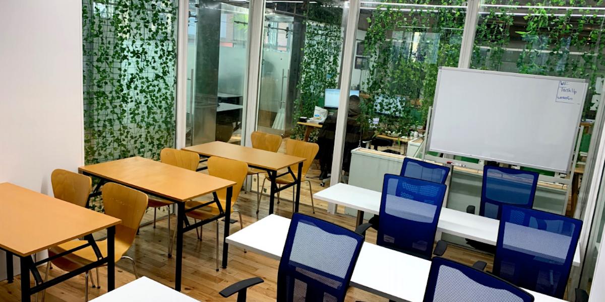 Photo of Workshop Room (Task-Up, Philadelphia)