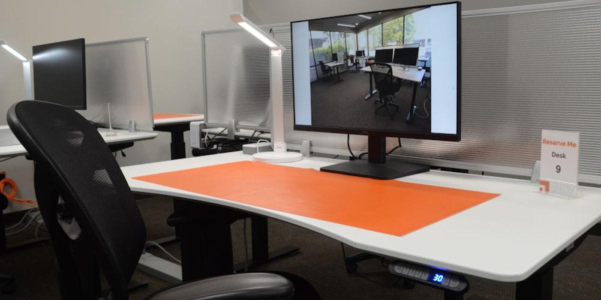 Photo of Desk 9
