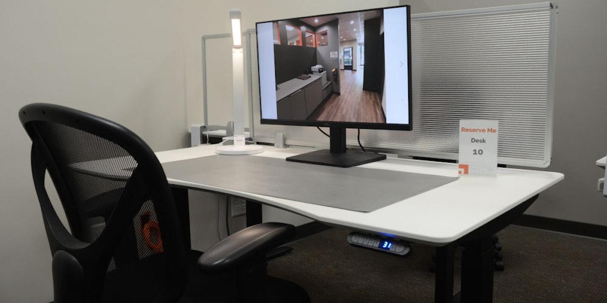 Photo of Desk 10