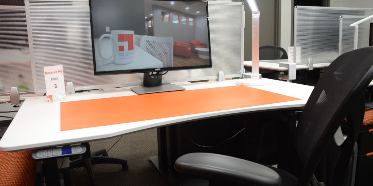 Photo of Desk 3