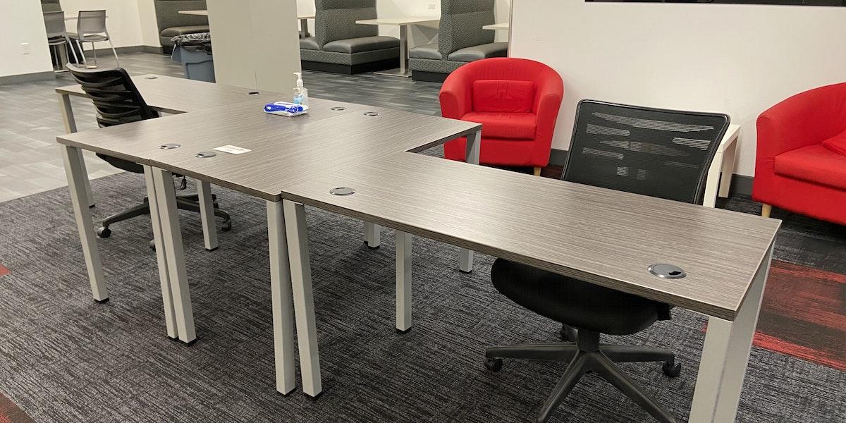 Photo of B-04 Workspace
