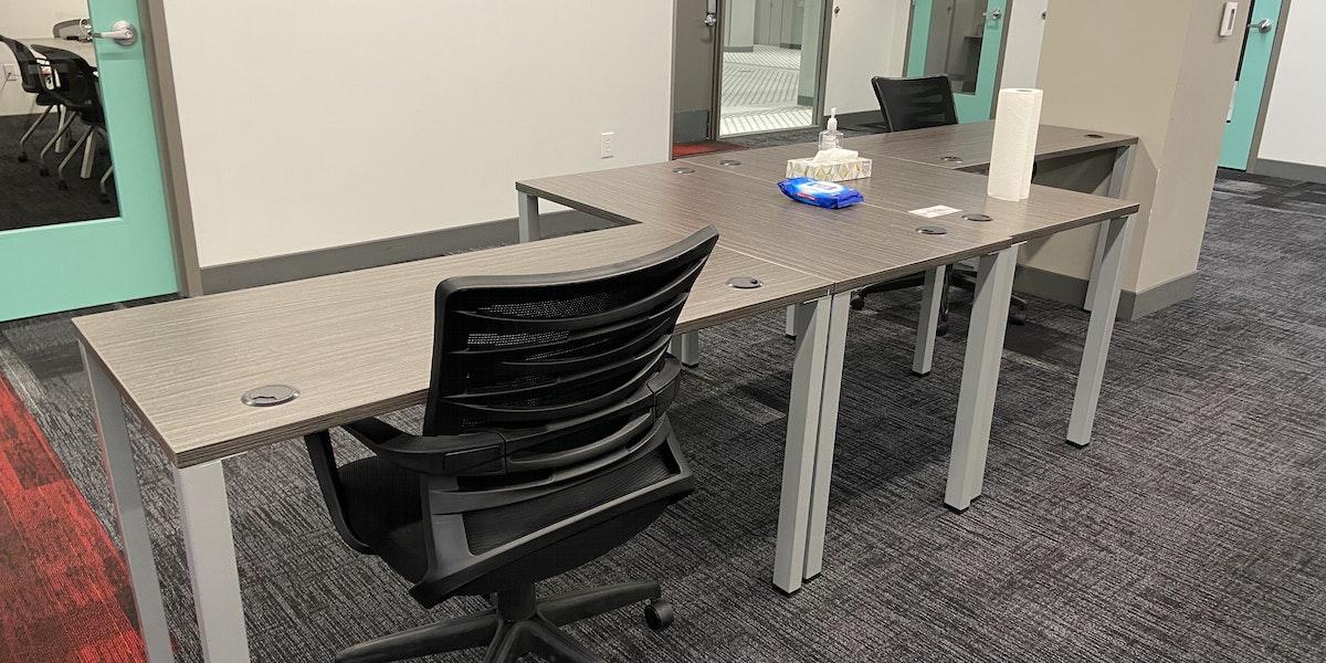 Photo of B-05 Workspace
