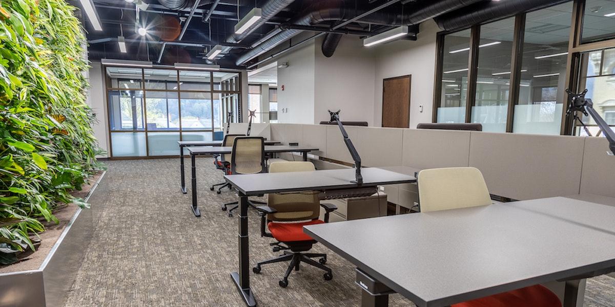 Photo of Co-Working Desk - Second Floor