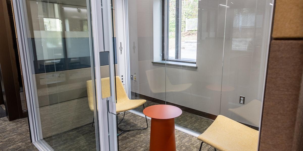 Photo of Orangebox Meeting Pod