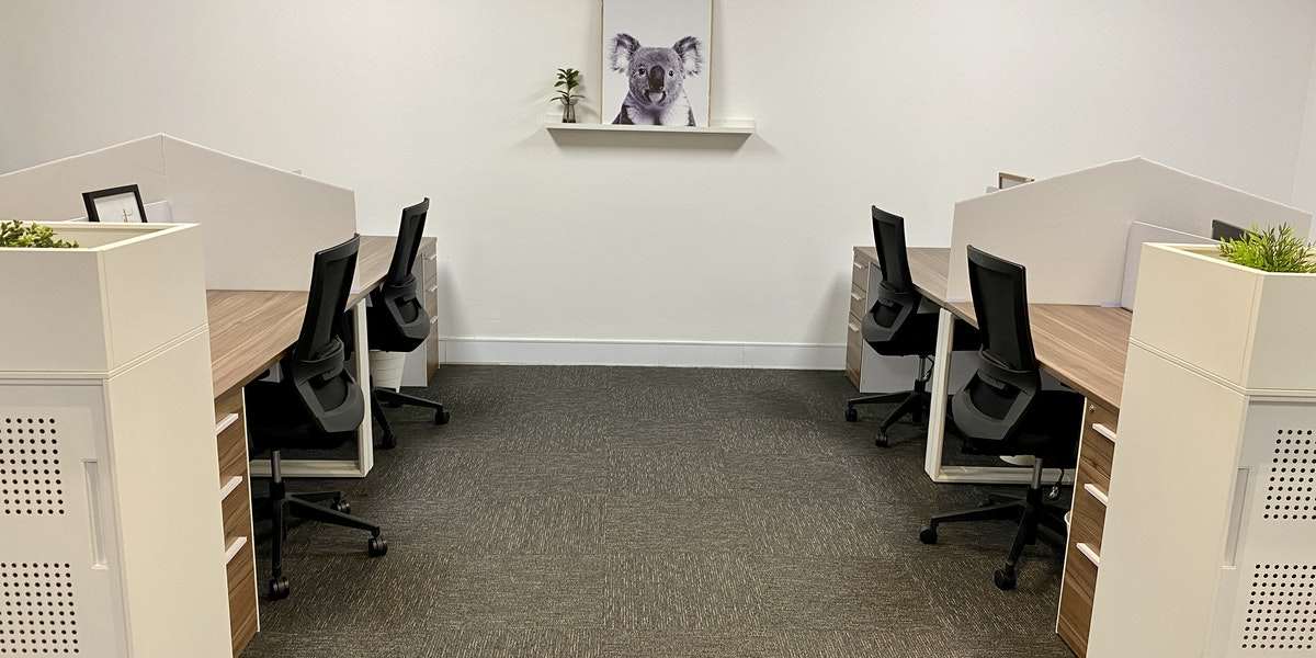 Photo of Desk Space Level 2