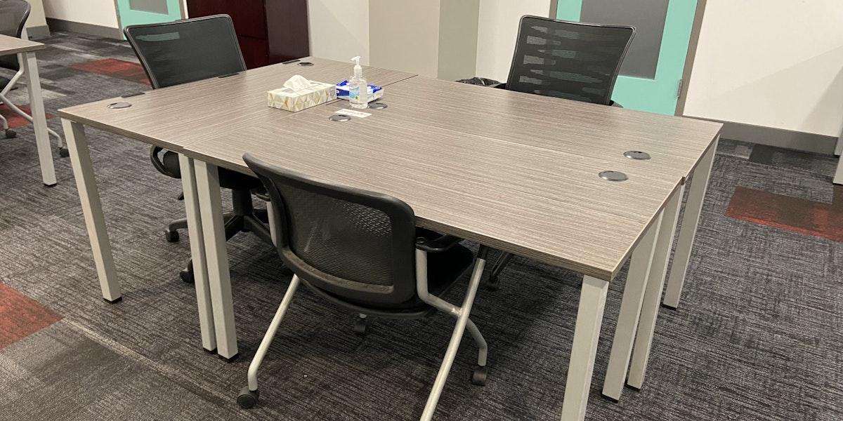 Photo of B-02 Workspace