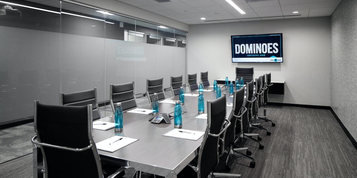 Photo of Dominos Board Room