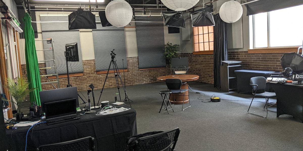 Photo of Big TV Studio