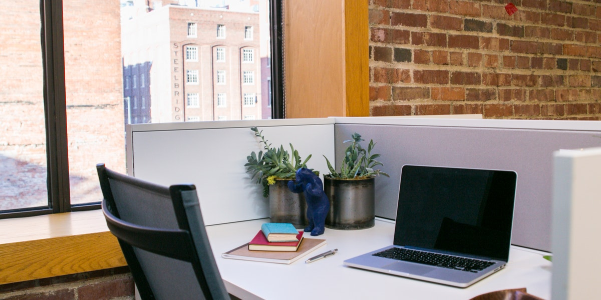 Photo of Desk #4 (Day Rate, 8 hr minimum)