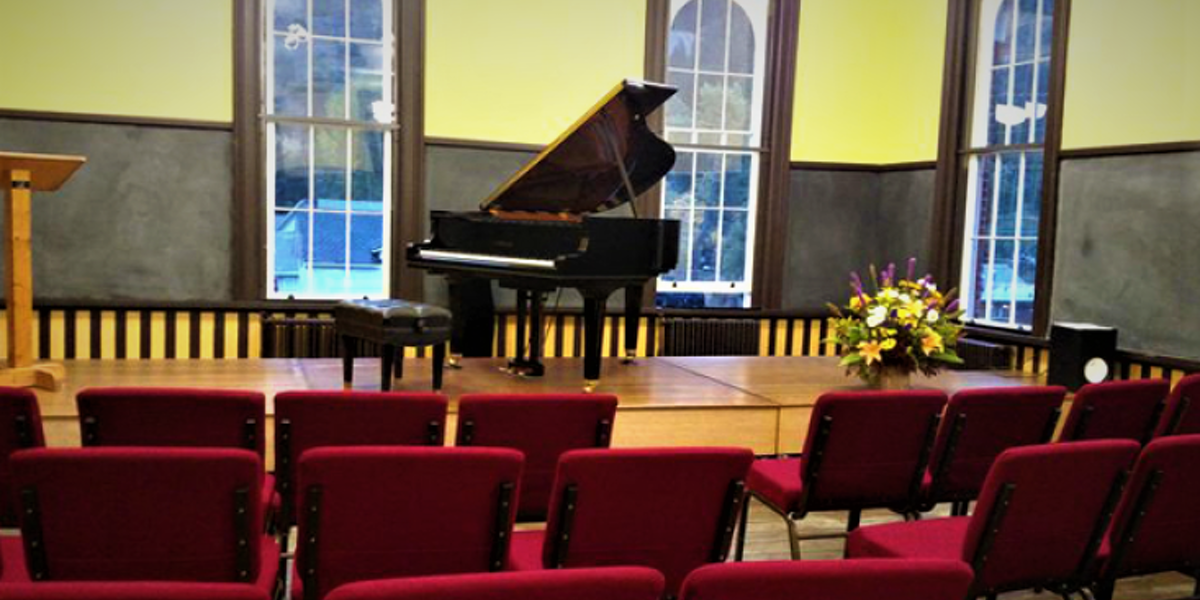 Photo of Convention and Performance Hall