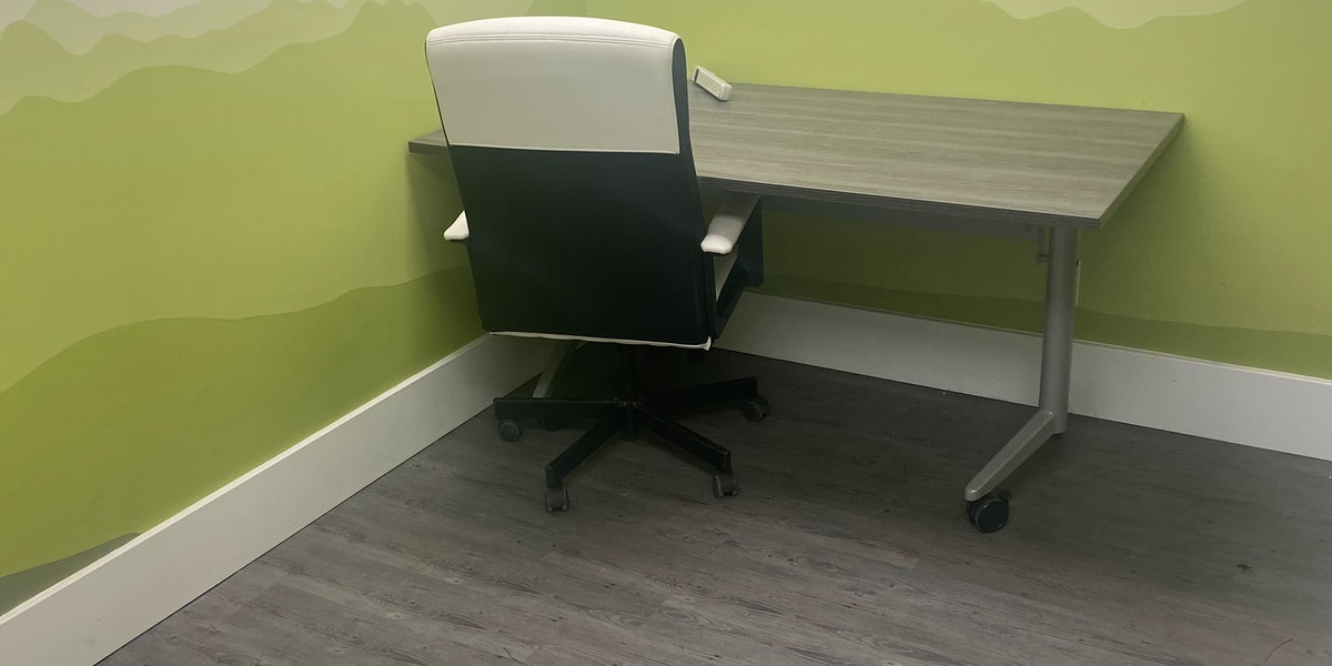Photo of Private Office Rental Green Room Hourly