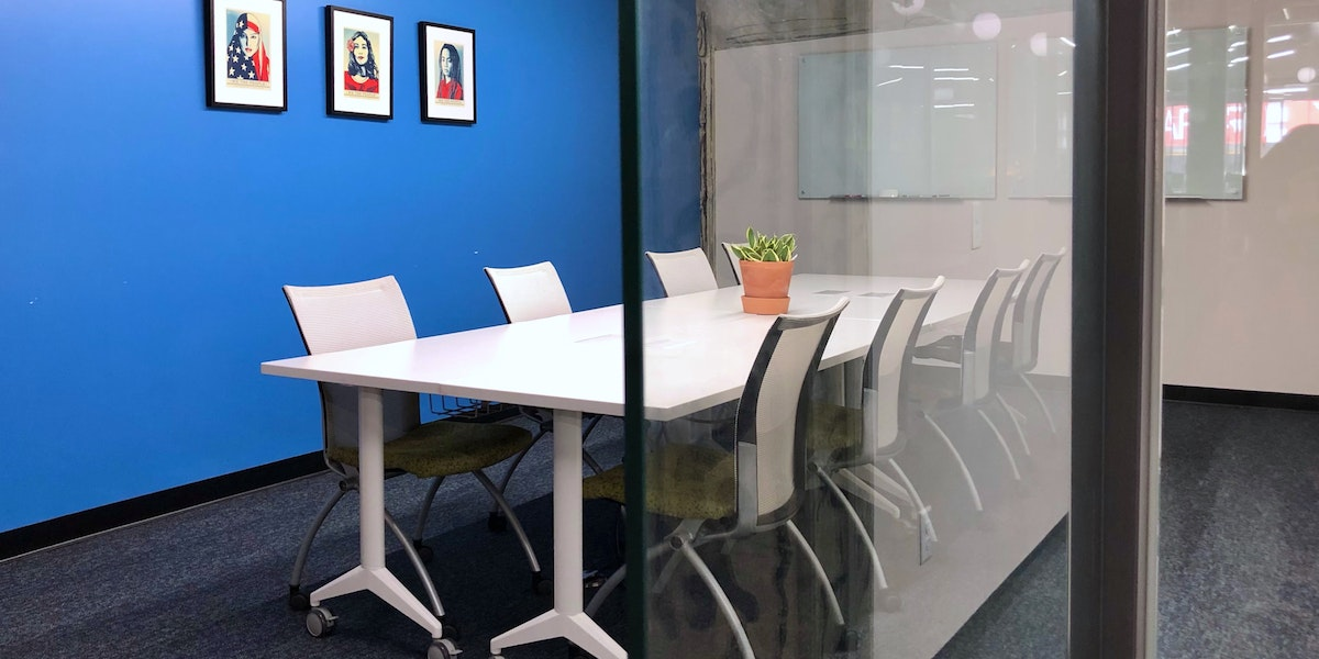 Photo of (8) Toby Flenderson [Corner] Conference Room